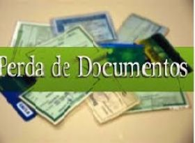 Utilidade Púbica- Documentos Perdidos